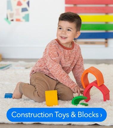Construction Toys & Blocks