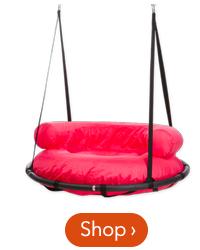 50 inch Cozy Cushion Nest Swing