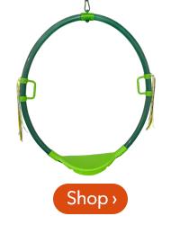 37 inch Hoopla Spinning Swing