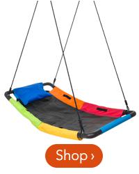 60 inch Super Platform Swing