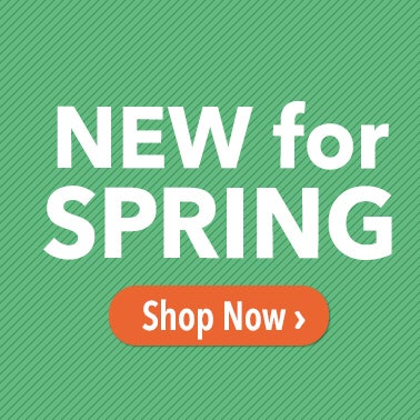 New for Spring! Shop All >