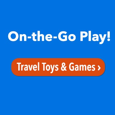 On-the-Go Play! Shop Travel Toys & Games >