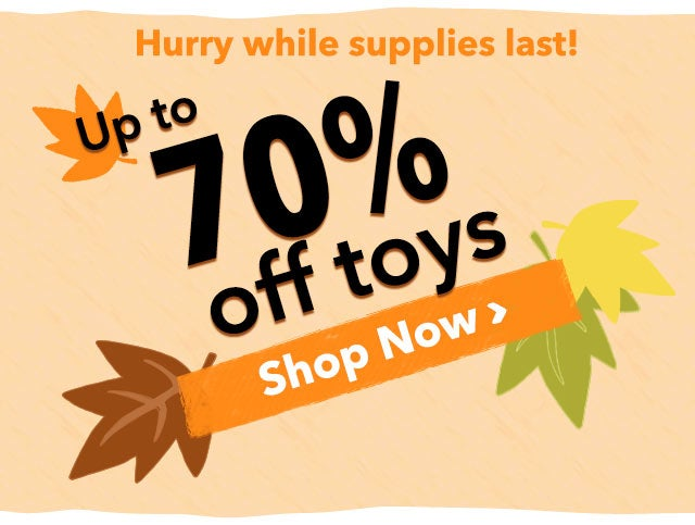 Save on Fall Sale Items