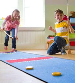 Shuffle Zone Game Carpet