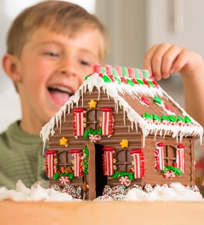Craft Creations Holiday House Kit